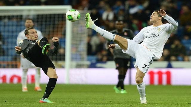 ريال مدريد يعبر الى نصف نهائي كأس الملك من بوابة إسبانيول