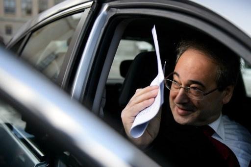 وفد الحكومة السورية الى جنيف يدعو لادانة قرار واشنطن تسليح