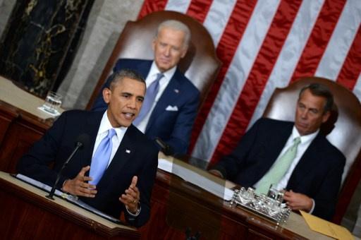 أوباما: مستمرون في دعم المعارضة السورية وليس المتطرفين