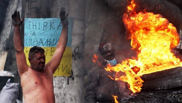 واشنطن تدعو كييف الى تشكيل حكومة مؤيدة للتكامل الأوروبي وكندا تفرض عقوبات على مسؤولين أوكرانيين