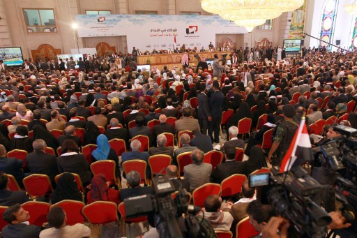 مجلس الأمن يعد مشروعا لفرض عقوبات على معرقلي العملية الانتقالية في اليمن