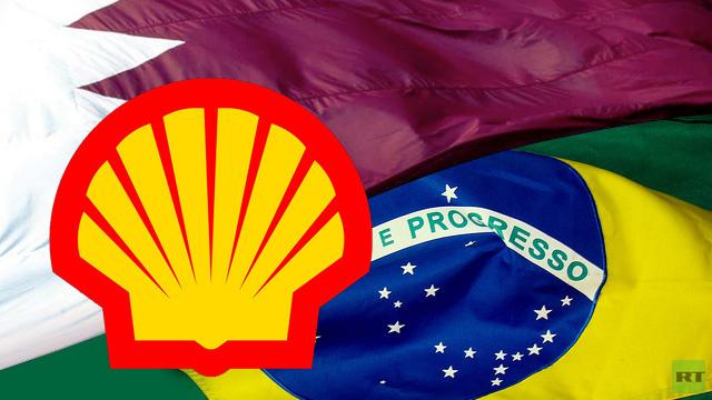 قطر تشتري من شل حصة في مشروع نفط برازيلي