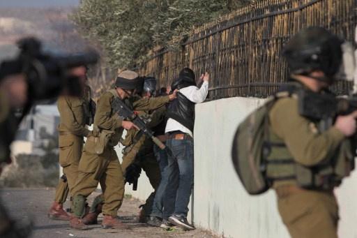 مقتل فلسطيني بنيران اسرائيلية قرب حاجز برام الله