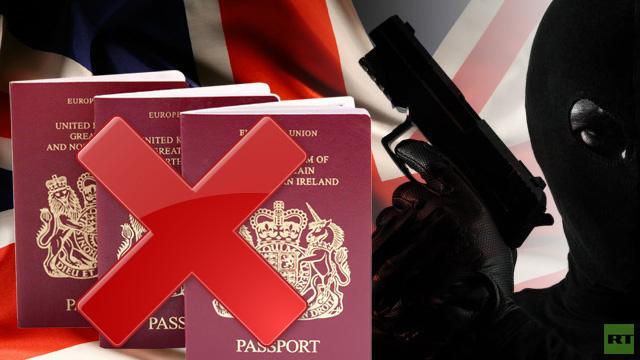 الداخلية البريطانية تسعى للحصول على تخويل بسحب الجنسية البريطانية من المتورطين بالإرهاب
