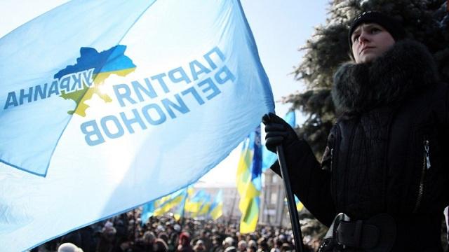 الحزب الأوكراني الحاكم يهدد المعارضة بتشكيل حكومة بمفرده اذا واصلت تلكؤها