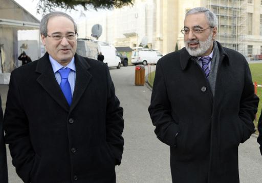 المقداد يعبر عن خيبة امل الوفد الحكومي من المفاوضات ويرجح انطلاق الجولة الثانية في 10 فبراير