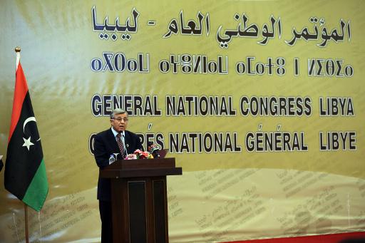 المؤتمر الوطني الليبي ينتخب في 20 فبراير/شباط جمعية لوضع دستور جديد للبلاد
