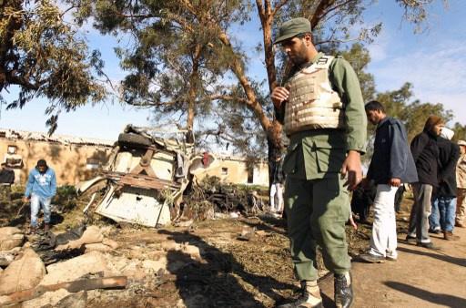 اشتباكات عنيفة في بنغازي بعد اختطاف نجل آمر القوات الخاصة الليبية