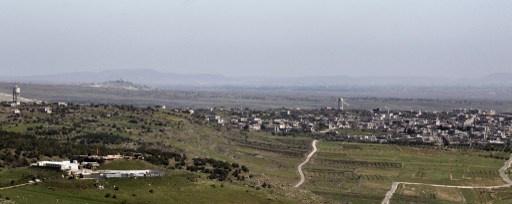 ليبرمان يدعو الى الاعتراف بسيادة اسرائيل في الجولان
