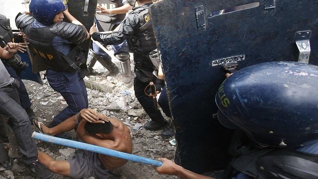 أكثر من 100 قتيل وجريح في حصيلة جديدة لاشتباكات الفلبيين