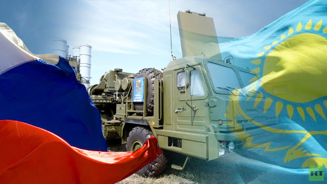 روسيا تزود كازاخستان بصواريخ
