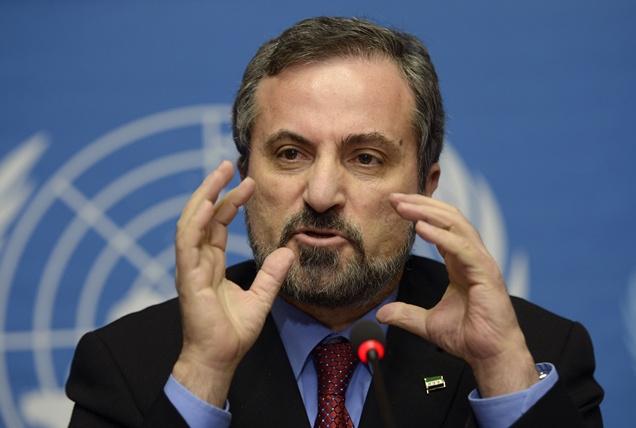 الصافي: جدول أعمال الجولة الثانية سيتضمن تفاصيل المرحلة الانتقالية في سورية