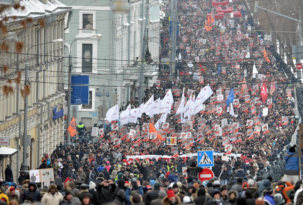 حصاد عام 2013.. أهم الأحداث في روسيا