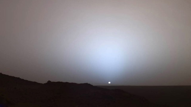 معرض جديد بواشنطن لصور من كوكب المريخ تظهر فيها