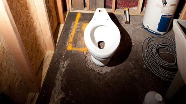 مرحاض هتلر في الولايات المتحدة