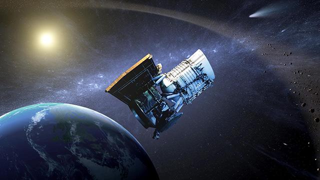 كويكب جديد يهدد الأرض