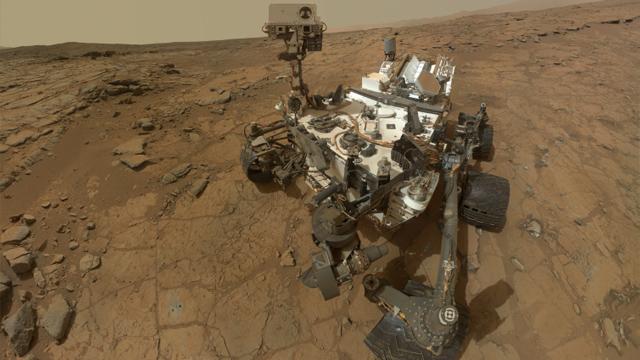 مياه كوكب المريخ كانت ملائمة للحياة