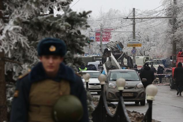 أجهزة الأمن الروسية تواصل في ليلة رأس السنة عملية خاصة في فولغوغراد أطلقتها عقب الهجومين الإرهابيين