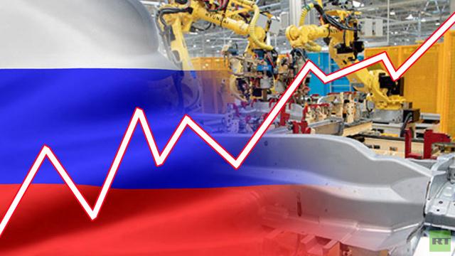 الإنتاج الصناعي الروسي يسجل نموا بسيطا لا يتجاوز 0.3% في عام 2013