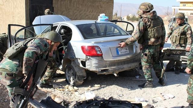 الجيش السوري يسيطر على بلدة استراتيجية في القلمون