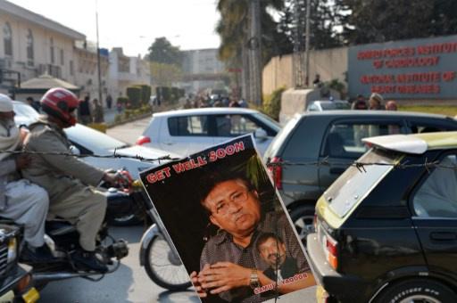 القضاء الباكستاني يرفض السماح لمشرف بمغادرة البلاد للعلاج