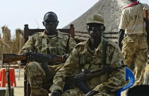 زعيم متمردي جنوب السودان يتهم الحكومة بالتطهير العرقي