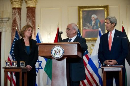 المبعوث الاميركي لمفاوضات السلام يكشف عن اتفاق مرتقب بين الاسرائيليين والفلسطينيين