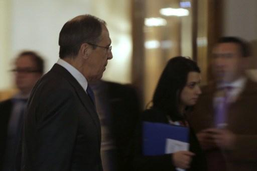 لافروف: روسيا بمفردها لا تستطيع حل الأزمة السورية