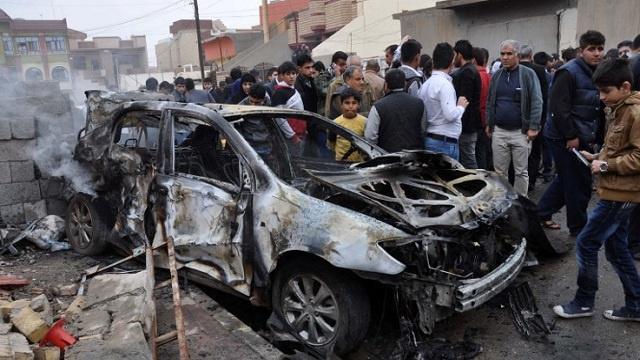مقتل 7 وإصابة 38 آخرين في موجة عنف جديدة تضرب العراق