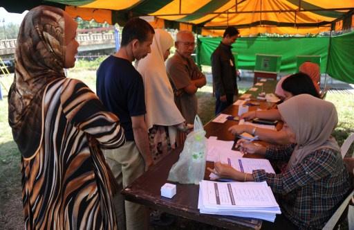 انتخابات عامة في تايلاند والاحتجاجات لم تتوقف