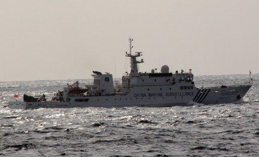 سفن خفر سواحل صينية تدخل مياه جزر سنكاكو المتنازع عليها