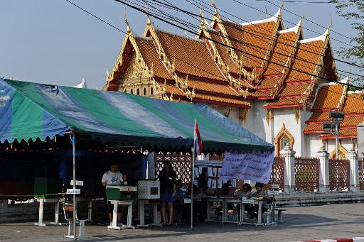 الانتخابات البرلمانية التايلاندية تنتهي دون الاعلان عن نتائجها