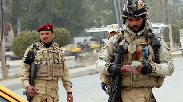 قوات الجيش العراقي تستعد لإقتحام الفلوجة
