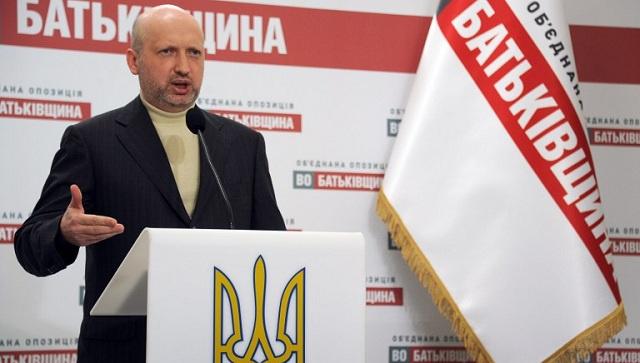المعارضة الأوكرانية تعلن استعدادها لتشكيل الحكومة