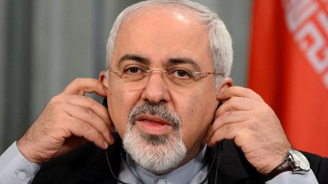 وزير الخارجية الايراني يصف المحرقة بـ