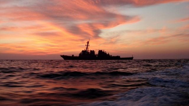 وزارة الدفاع الروسية تنفي أنباء عن دخول سفينتين حربيتين أمريكيتين الى البحر الأسود