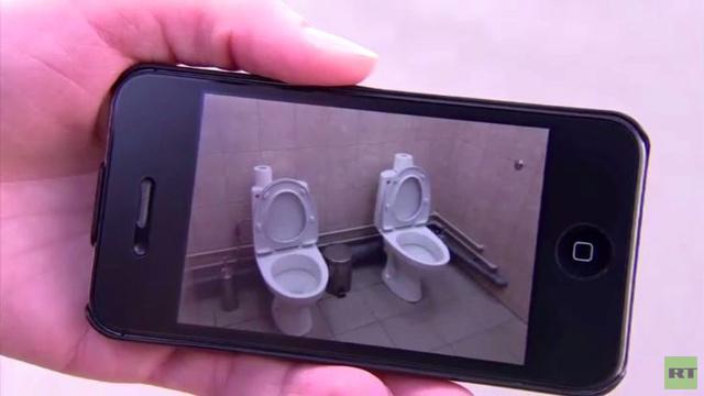 بالفيديو: المراحيض المشتركة ليست محظورة في سوشي