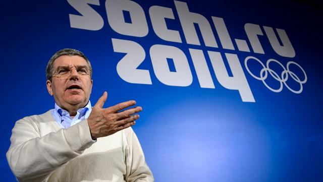 باخ: سوتشي مستعدة تماما لاستضافة أفضل دورة للألعاب الأولمبية في التاريخ