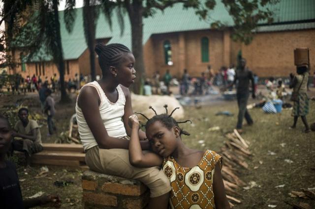 مقتل 75 شخصا في أعمال عنف طائفية في إفريقيا الوسطى