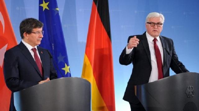 وزير الخارجية الألماني يدعو إلى إقامة ممرات إنسانية لتقديم مساعدات للسوريين