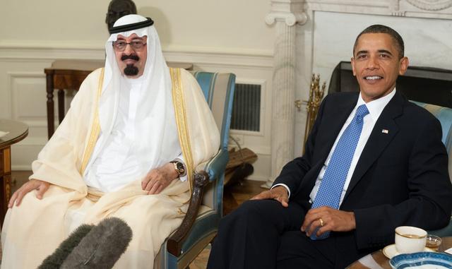 أوباما يزور السعودية الشهر المقبل ليبحث الأمن الخليجي مع الملك عبدالله