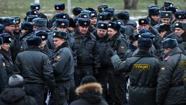 بوتين يوقع قانونا حول الشرطة العسكرية