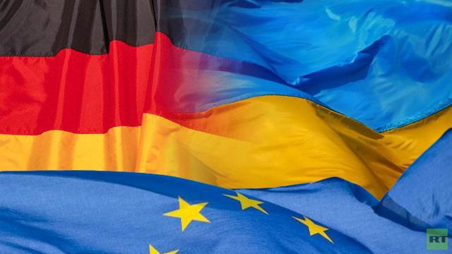 أوكرانيا تستدعي السفير الألماني على خلفية تصريحات شتاينماير
