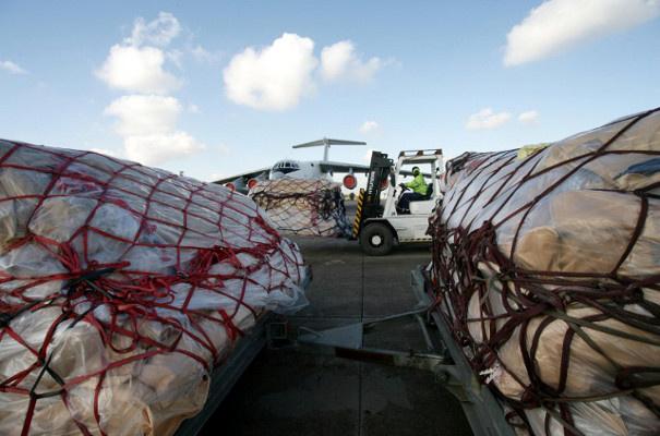 برنامج الأغذية العالمي يستأنف رحلاته الإنسانية نحو سورية