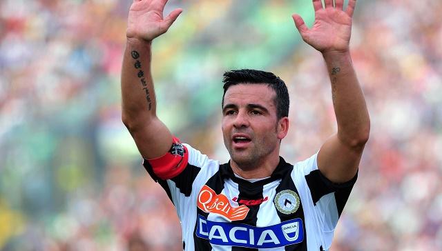 أودينيزي يفوز على فيورنتينا بشق الأنفس في ذهاب نصف نهائي كأس ايطاليا