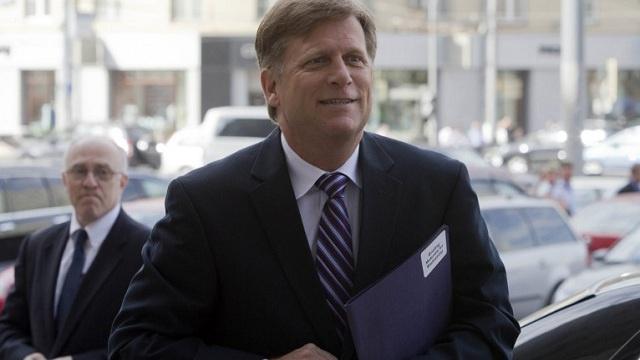 السفير الأمريكي في موسكو: أنجزت مهمتي في روسيا