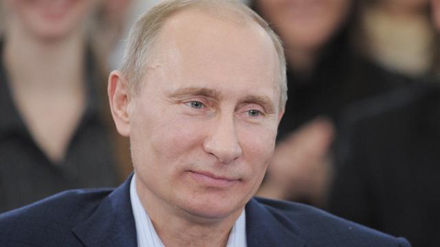 استطلاع دولي للإعلاميين: بوتين السياسي رقم واحد في العالم
