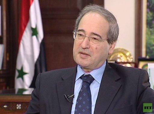 المقداد: دمشق تنفذ التزاماتها بخصوص الكيميائي ضمن الفترة المحددة