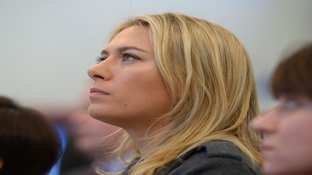 شارابوفا تخص RT بحديث عن أولمبياد سوتشي