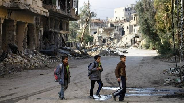 تقرير أممي يتهم طرفي النزاع في سورية بانتهاكات ضد الأطفال